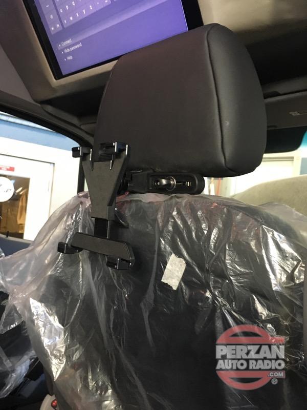 Mercedes Benz Sprinter Conversion Perzan Auto Radio